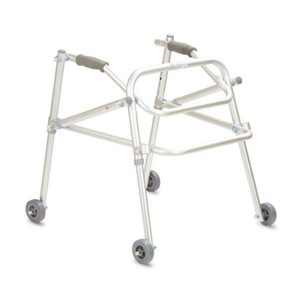 Ходунки - роллаторы детские с 4-мя колесами, складные, реверсивные (от 10 руб/сут)