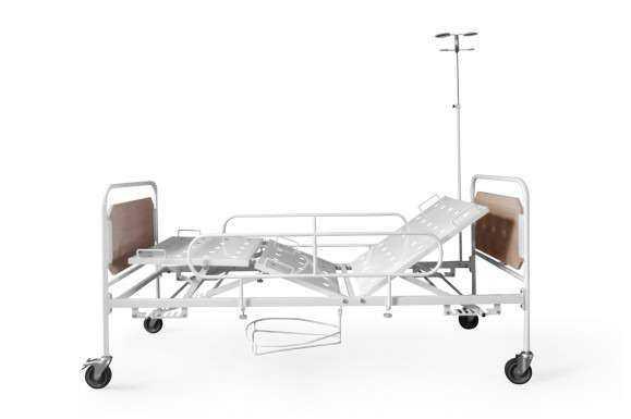 Кровать 3-х секционная механическая (от 12 руб/сут)