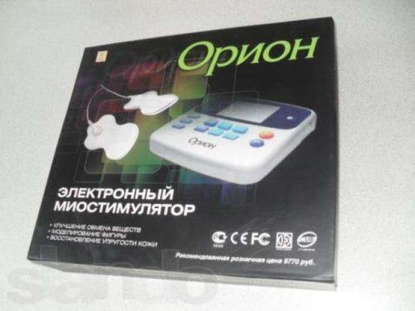 """Миостимулятор электронный """"Орион"""" (от 5 руб/сут)"""