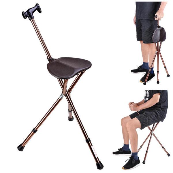 Трость со стульчиком (от 3 руб/сут)