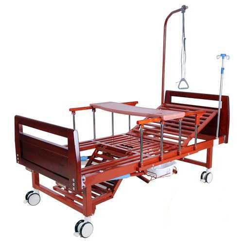 Кровать кардиокресло с туалетом YG-6 (ММ-42Л) (От 17 Руб/Сут)