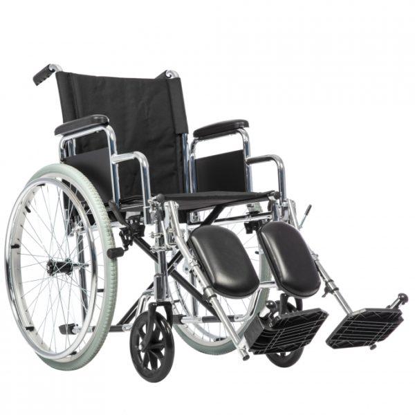 Инвалидное кресло Ortonica BASE 135 с опорой для икр (от 14 р/сут)