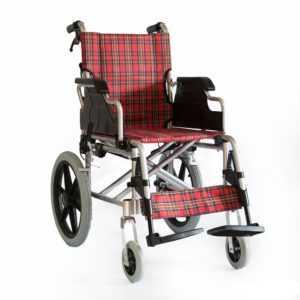 Инвалидное кресло складное FS907LABH-46 (от 14 р/сут)