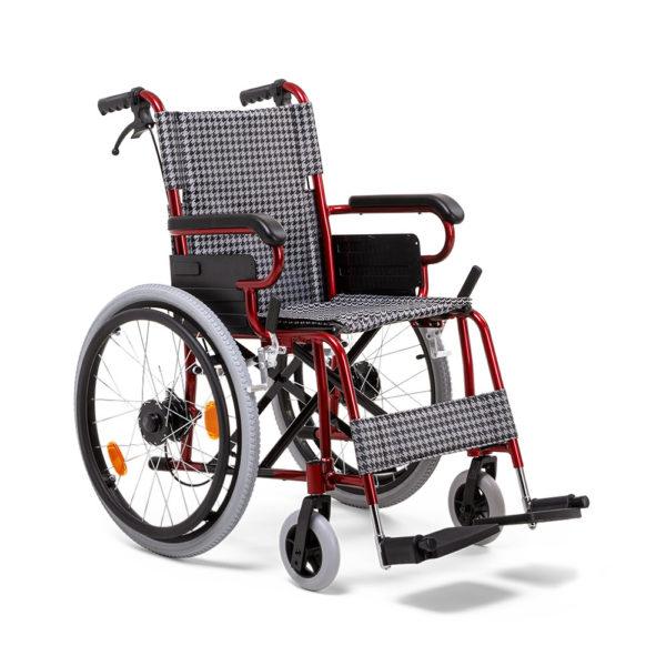 Инвалидное кресло складное FS872LH (от 14 р/сут)