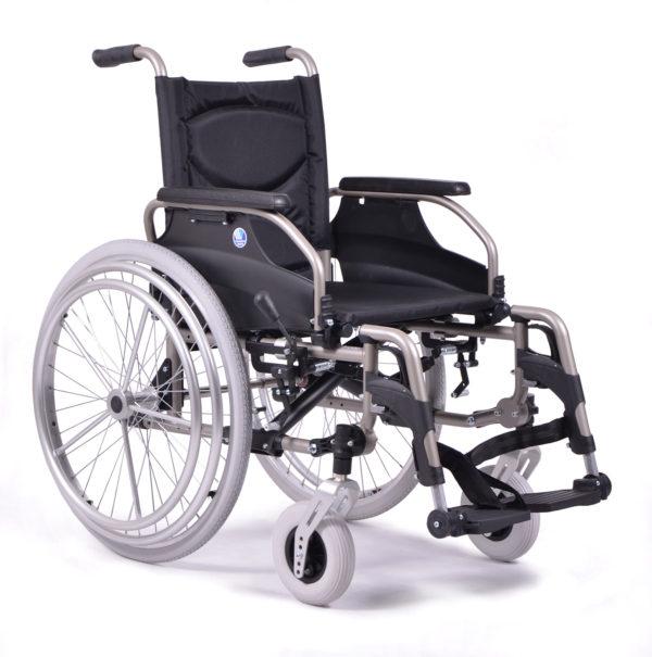 Инвалидное кресло каталка KY-954 LGC управление одной рукой (от 14 р/сут)