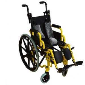 Инвалидное кресло для ДЦП Мега-Оптим H-714N