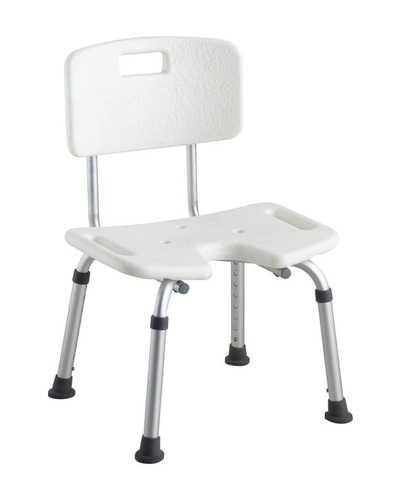 Стул в ванну (сиденье) с U образным вырезом 100 кг Армед В51650/Орт LUX 605