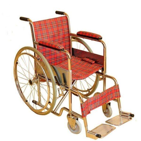 Инвалидное кресло FS874-51 (от 7 р/сут)