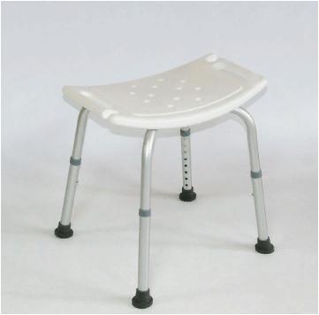 Стул в ванну (сиденье) для инвалидов и пожилых людей 100 кг Мега-Оптим KJT502